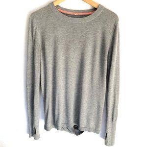 NWOT Lululemon Bring It Backbend Sweater Size 8